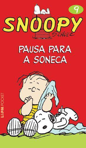 SNOOPY 9 - PAUSA PARA A SONECA - 819