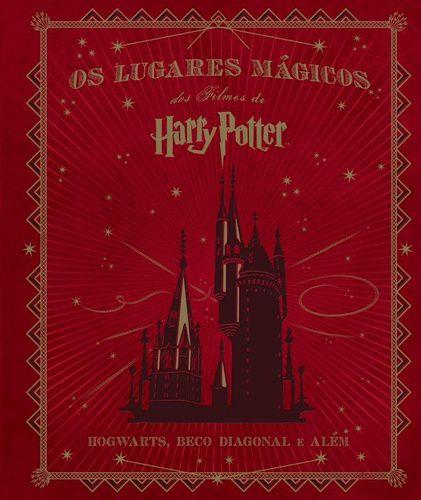 OS LUGARES MAGICOS DOS FILMES DE HARRY POTTER