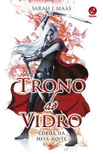 TRONO DE VIDRO V. 2 - COROA DA MEIA NOITE