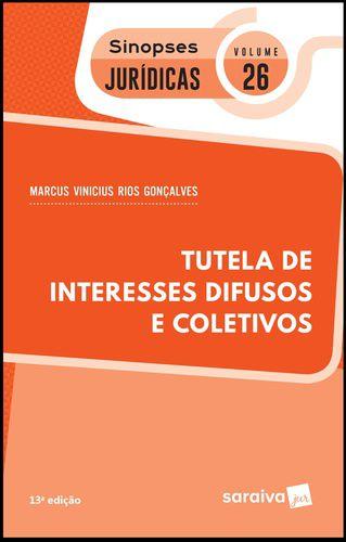 TUTELA DE INTERESSES DIFUSOS E COLETIVOS - SIN JUR 26