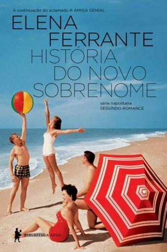 HISTORIA DO NOVO SOBRENOME
