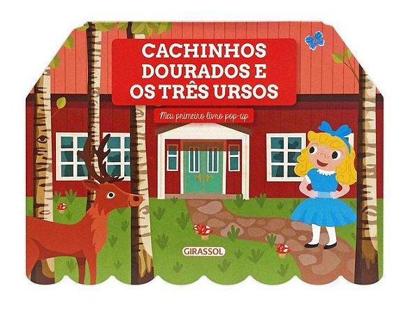 CACHINHOS DOURADOS E OS TRES URSOS