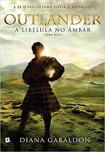 OUTLANDER - A LIBELULA NO AMBAR - VOL.-1