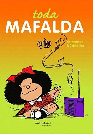 Toda Mafalda: Da primeira à última tira