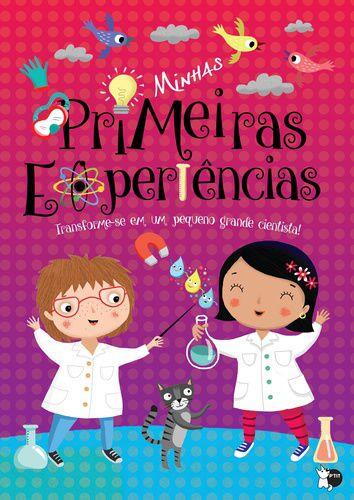 MINHAS PRIMEIRAS EXPERIENCIAS