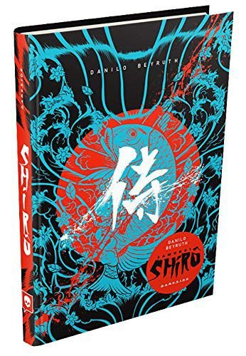 SAMURAI SHIRO