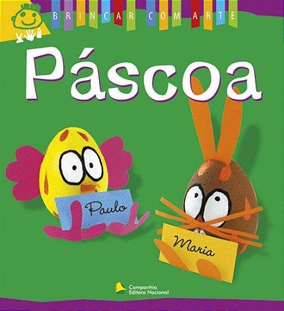 PASCOA - COLECAO BRINCAR COM ARTE