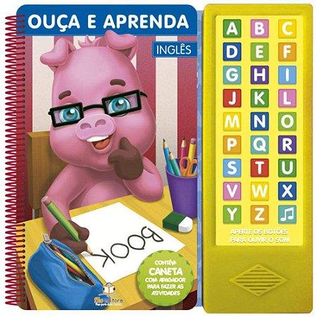 OUCA E APRENDA INGLES