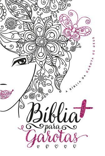 BIBLIA PARA GAROTAS - CAPA GLITTER