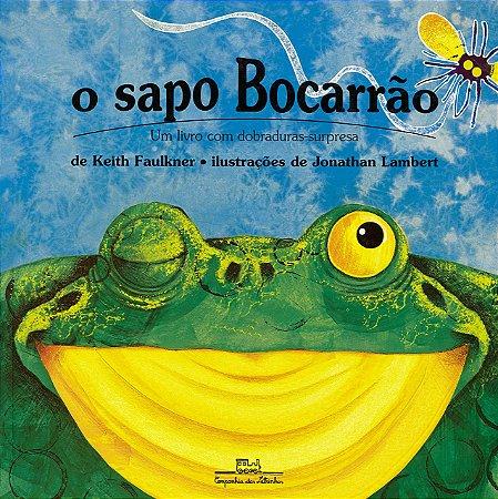 O SAPO BOCARRAO