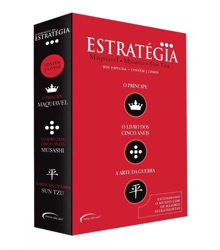 BOX ESSENCIAL DA ESTRATEGIA