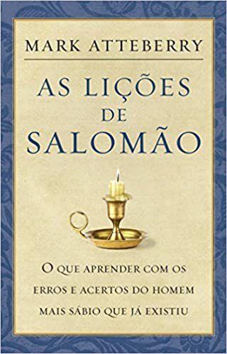 AS LICOES DE SALOMAO