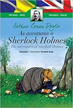 AS AVENTURAS DE SHERLOCK HOLMES - BILINGUE