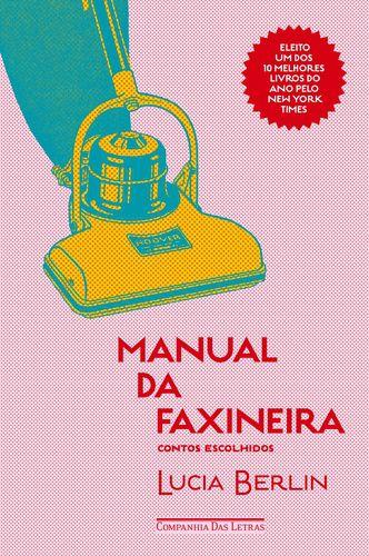 MANUAL DA FAXINEIRA