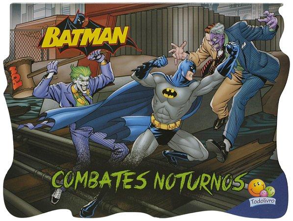 BATMAN - COMBATES NOTURNOS