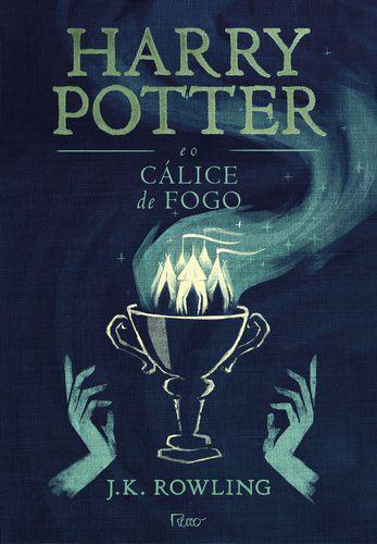 HARRY POTTER E O CALICE DE FOGO-CAPA DURA