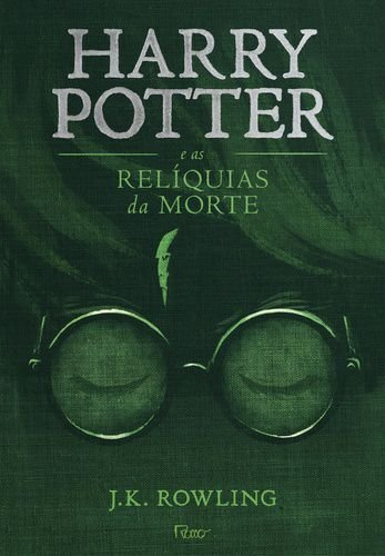 HARRY POTTER E AS RELIQUIAS DA MORTE-CAPA DURA