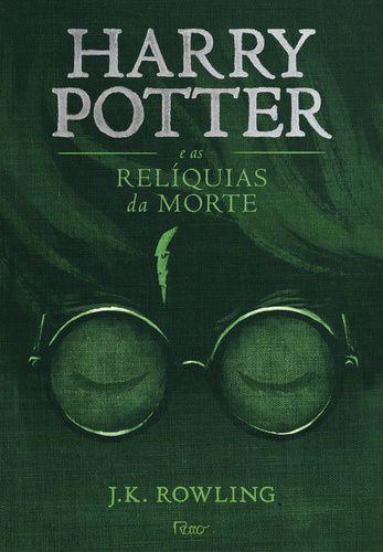 Harry Potter: E as relíquias da morte (Capa dura)