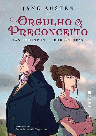 ORGULHO E PRECONCEITO - EM QUADRINHOS