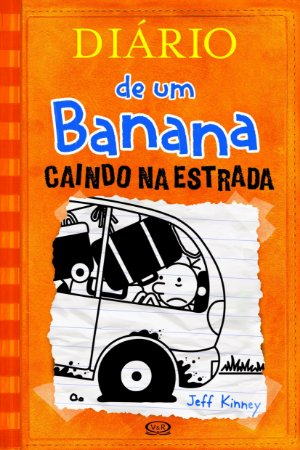 DIARIO DE UM BANANA 9 - CAINDO NA ESTRADA