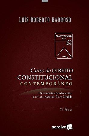 CURSO DE DIREITO CONSTITUCIONAL CONTEMPORANEO