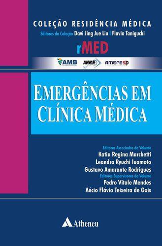 EMERGENCIAS EM CLINICA MEDICA