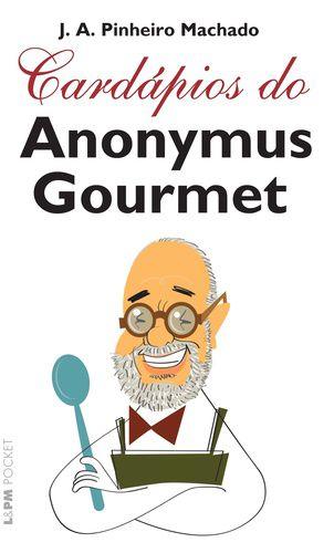 CARDAPIOS DO ANONYMUS GOURMET - 730