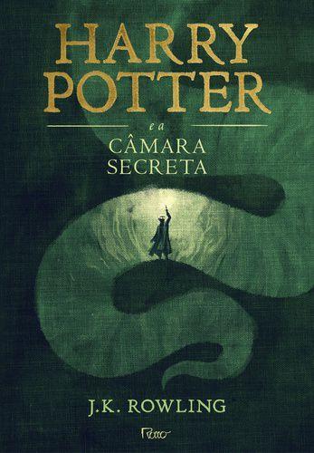 HARRY POTTER E A CAMARA SECRETA-CAPA DURA