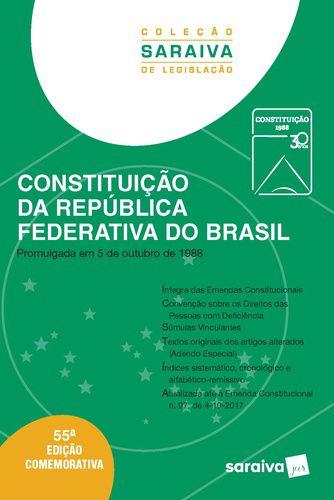 CONSTITUICAO DA REPUBLICA FEDERATIVA DO BRASIL 55-EDICAO