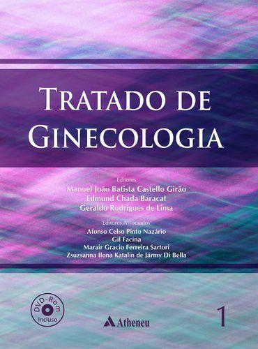 TRATADO DE GINECOLOGIA