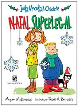 JUDY MOODY E  CHICLETE  - NATAL SUPERLEGAL