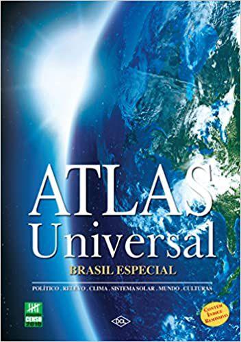 ATLAS UNIVERSAL - BRASIL ESPECIAL