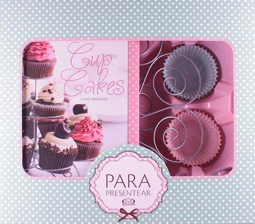 Cupcakes Doces Tentações - Para Presentear