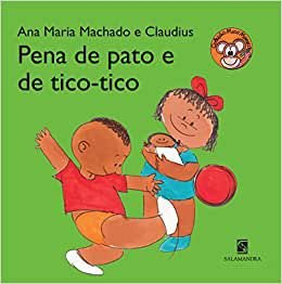 PENA DE PATO E DE TICO-TICO - COL MICO MANECO