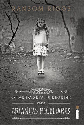O Lar da Senhorita Peregrine Para Crianças Peculiares