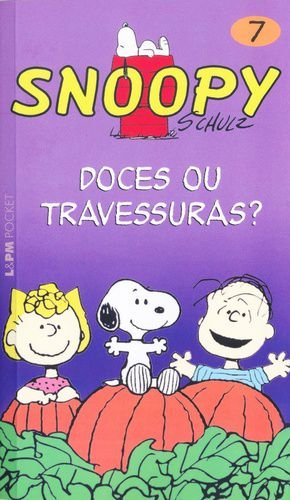Snoopy 7: Doces ou travessuras? - 729