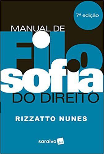 MANUAL DE FILOSOFIA DO DIREITO