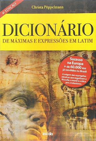 DICIONARIO DE MAXIMAS E EXPRESSOES EM LATIM