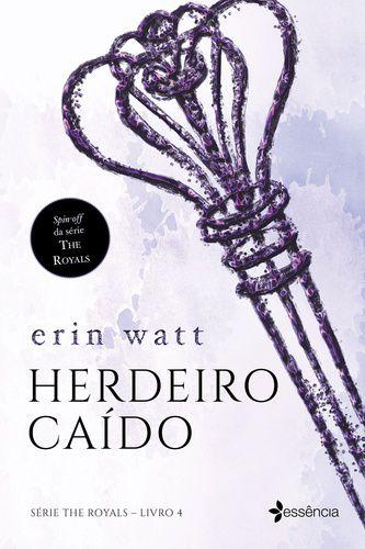 HERDEIRO CAIDO - SERIE THE ROYALS V-4
