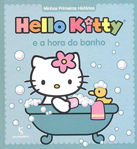HELLO KITTY - E A HORA DO BANHO