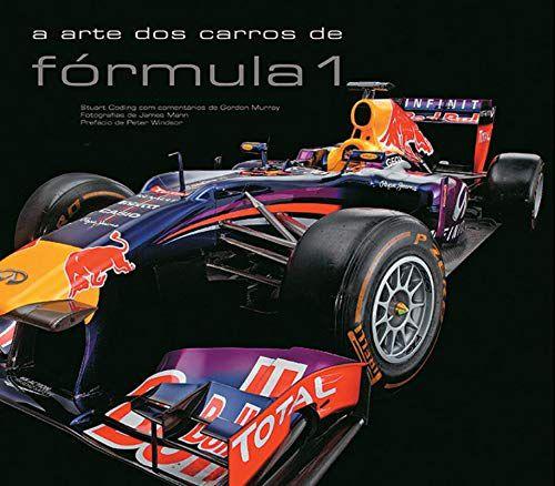A ARTE DOS CARROS DE FORMULA 1