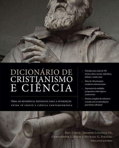 DICIONARIO DE CRISTIANISMO E CIENCIA