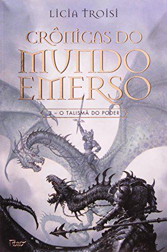 CRONICAS DO MUNDO EMERSO - O TALISMA DO PODER V3