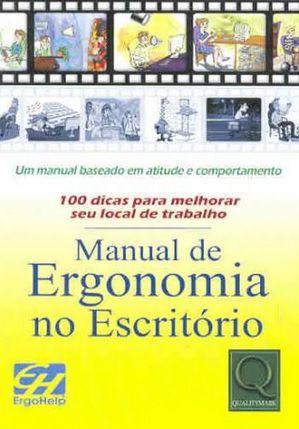 MANUAL DE ERGONOMIA NO ESCRITORIO