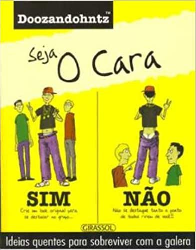 DOOZANDOHNTZ - SEJA O CARA