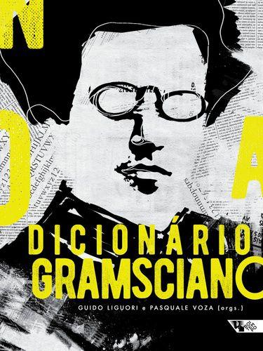 DICIONARIO GRAMSCIANO - CAPA DURA