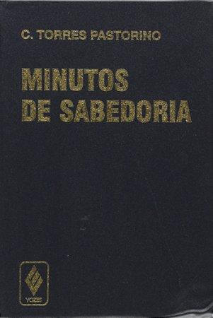 MINUTOS DE SABEDORIA (CAPA PLASTICA)