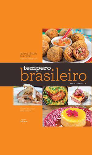 BOX - TEMPERO BRASILEIRO - BILINGUE