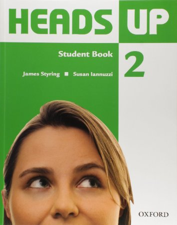 HEADS UP STUDENT BOOK C/ CD VOL. 2