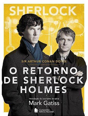 O RETORNO DE SHERLOCK HOLMES